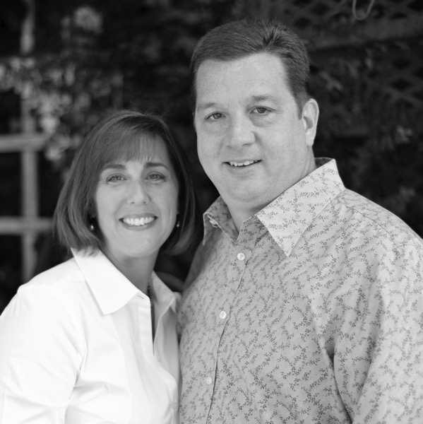 Phil and Lori Schmidt, President/Executive Director