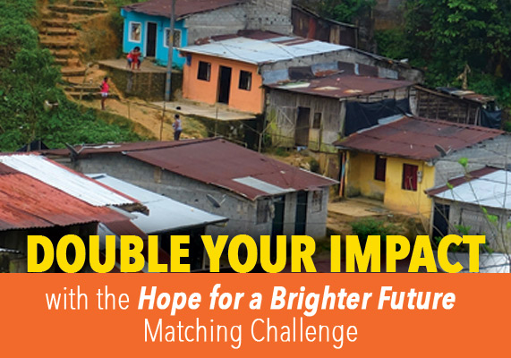 Double Your Impact — Matching Challenge