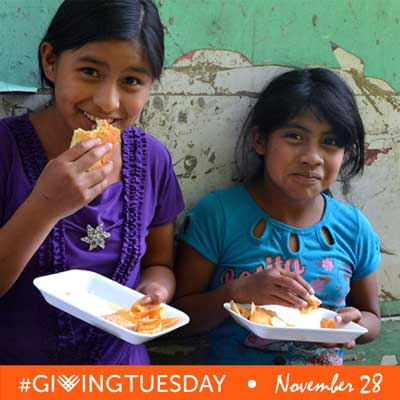 #GivingTuesday Food & Hope Matching Challenge