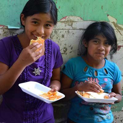 Food & Hope Matching Challenge