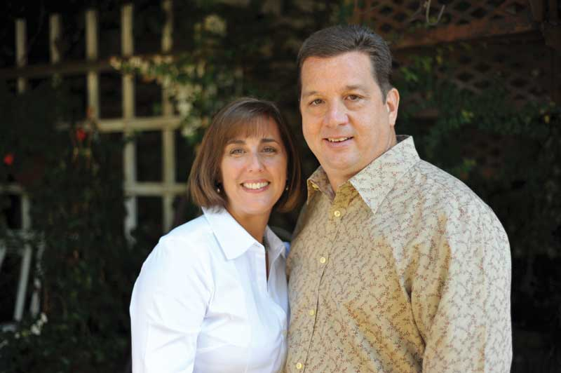 Phil and Lori Schmidt