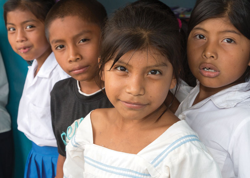 """Thousands upon thousands of children and their families have been impacted through the outreach and ministry of ChildHope and YOU. Millions have heard the name """"Jesus"""" because of your compassion and care."""